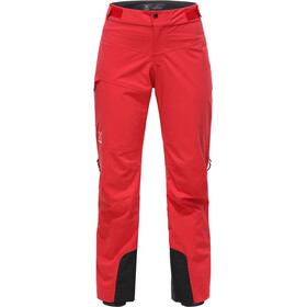 Haglöfs L.I.M Touring Proof Hose Damen hibiscus red